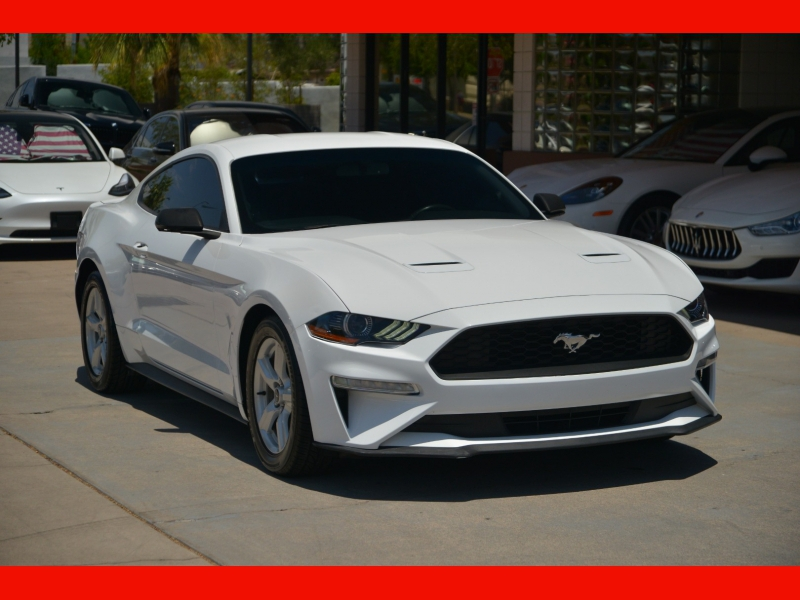 Ford Mustang 2018 price $23,888