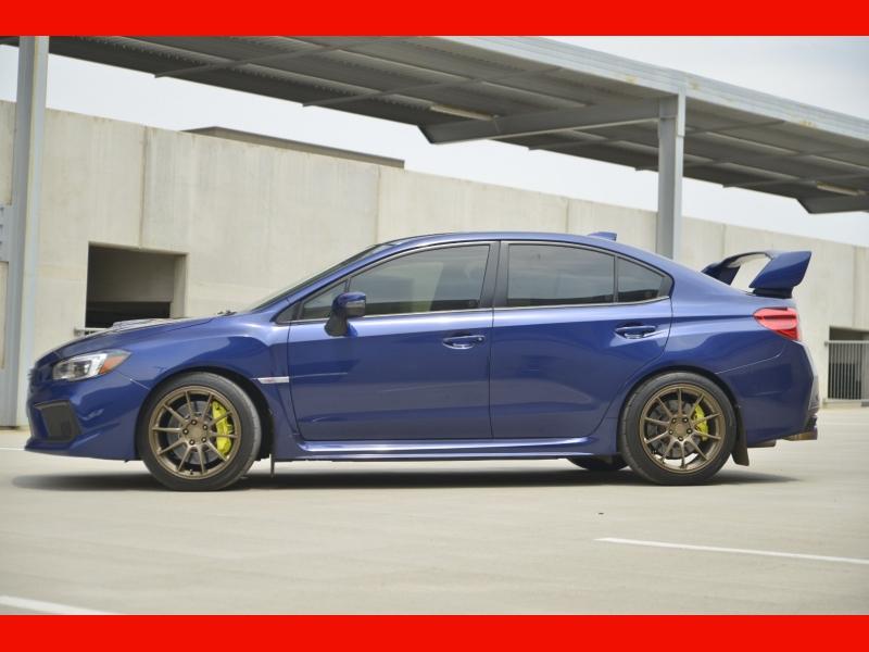 Subaru WRX 2018 price $35,550