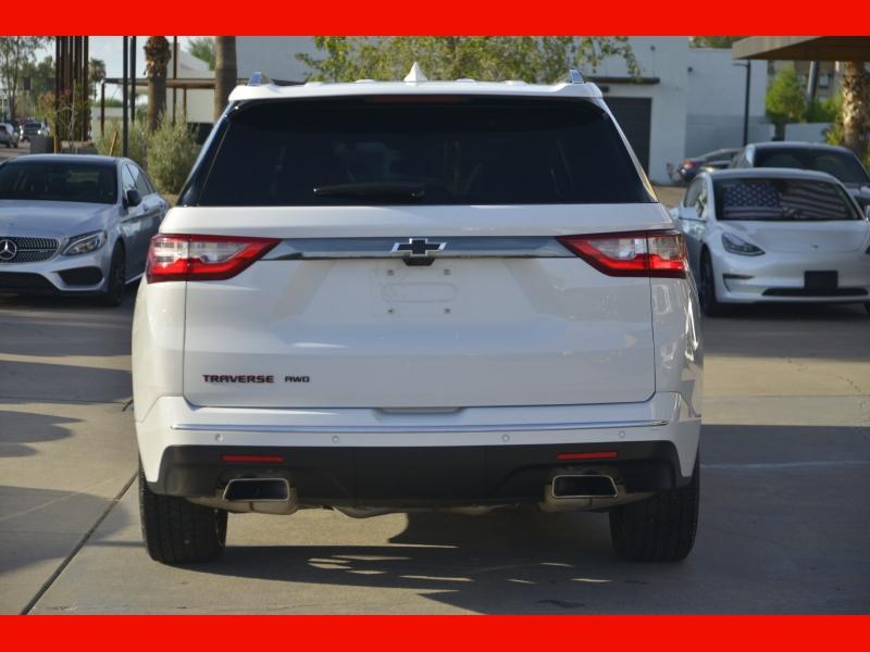 Chevrolet Traverse 2018 price $34,555
