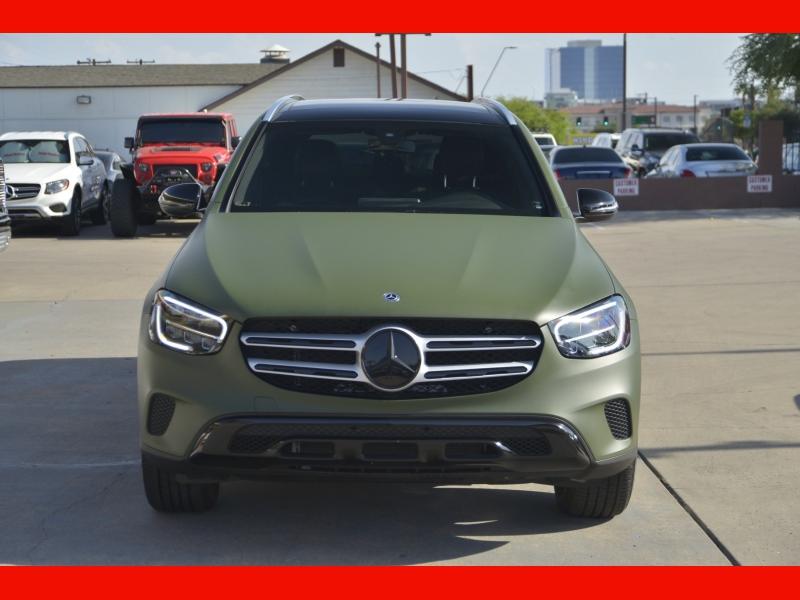 Mercedes-Benz GLC 2020 price $48,888