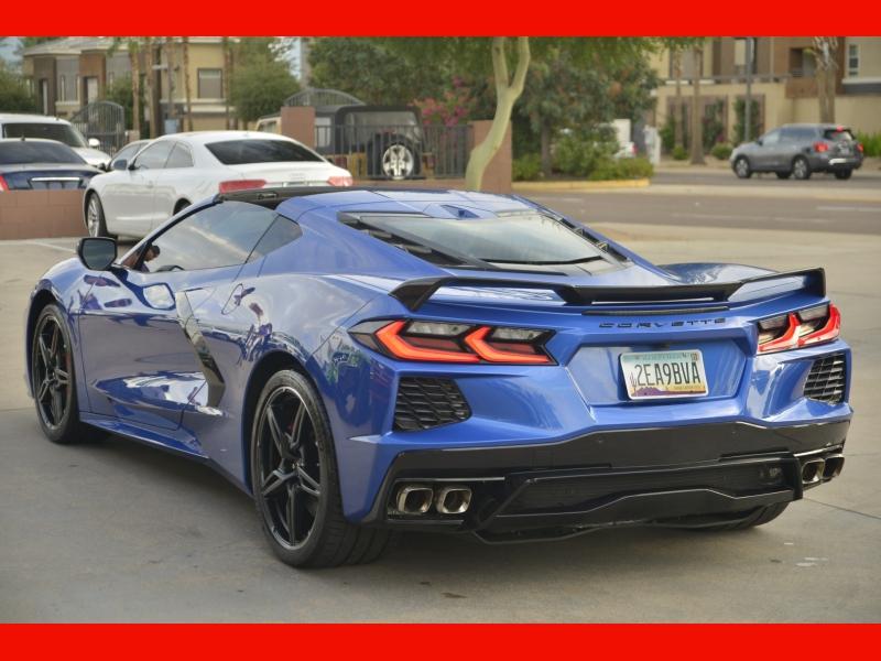 Chevrolet Corvette 2020 price $121,000