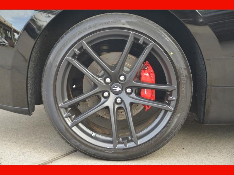 Maserati GranTurismo 2017 price $79,888