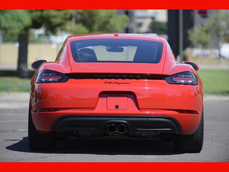 Porsche 718 Cayman 2018 price $65,888