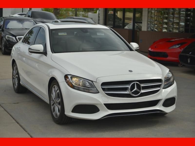 Mercedes-Benz C-Class 2018 price $33,988