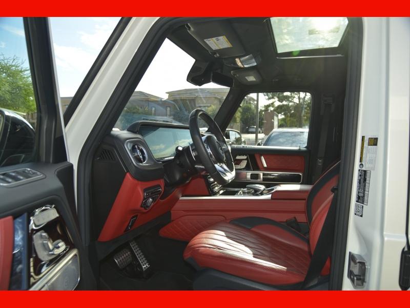 Mercedes-Benz G-Class 2020 price $219,000
