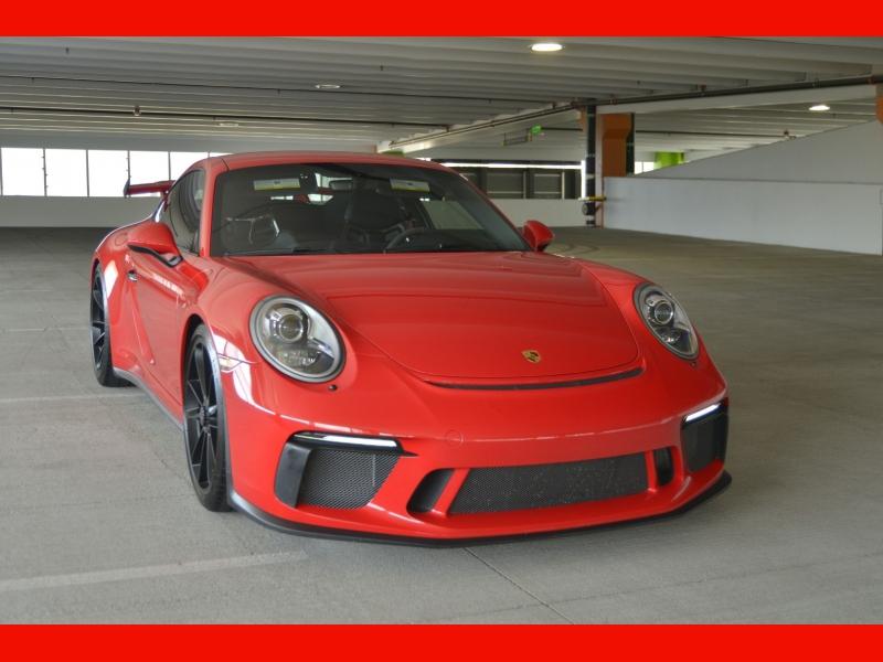 Porsche 911 2018 price $186,888