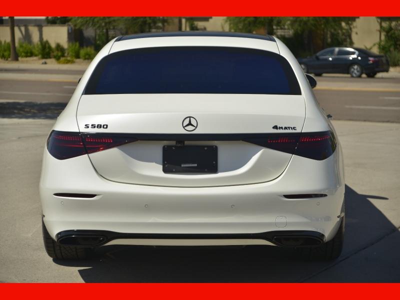 Mercedes-Benz S-Class 2021 price $134,888