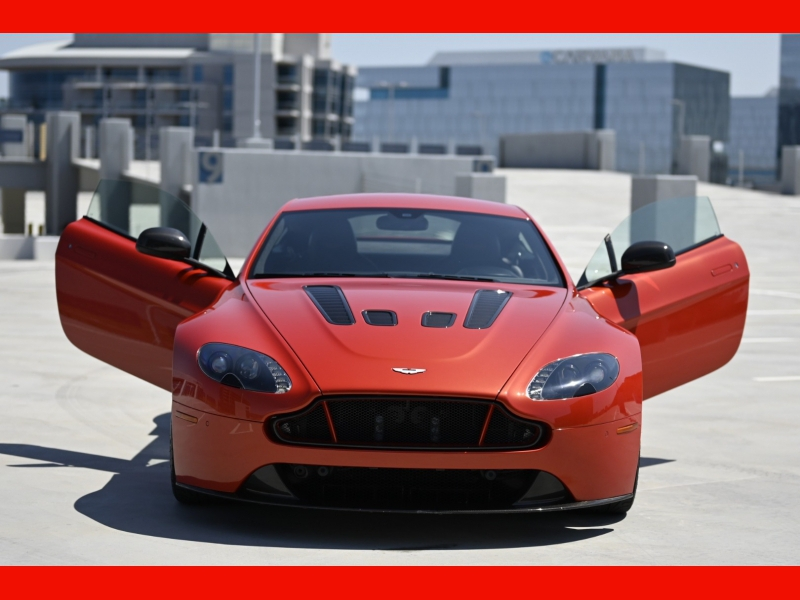 Aston Martin V12 Vantage 2015 price $119,888
