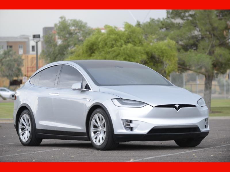 Tesla Model X 2016 price $68,888