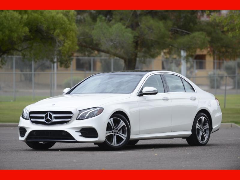Mercedes-Benz E-Class 2019 price $43,588