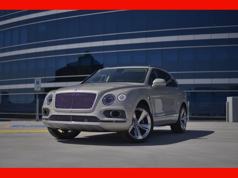 Bentley Bentayga 2018 price $164,888