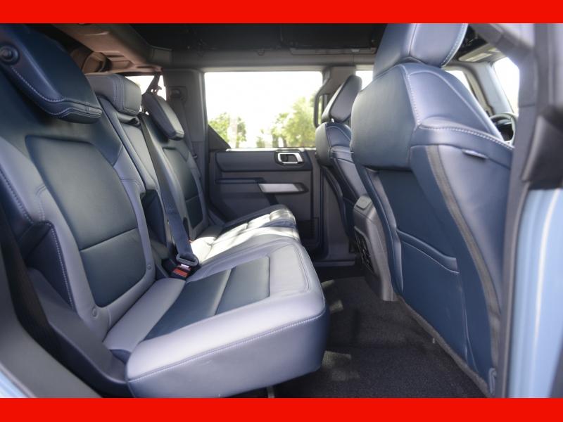 Ford Bronco 2021 price $84,888