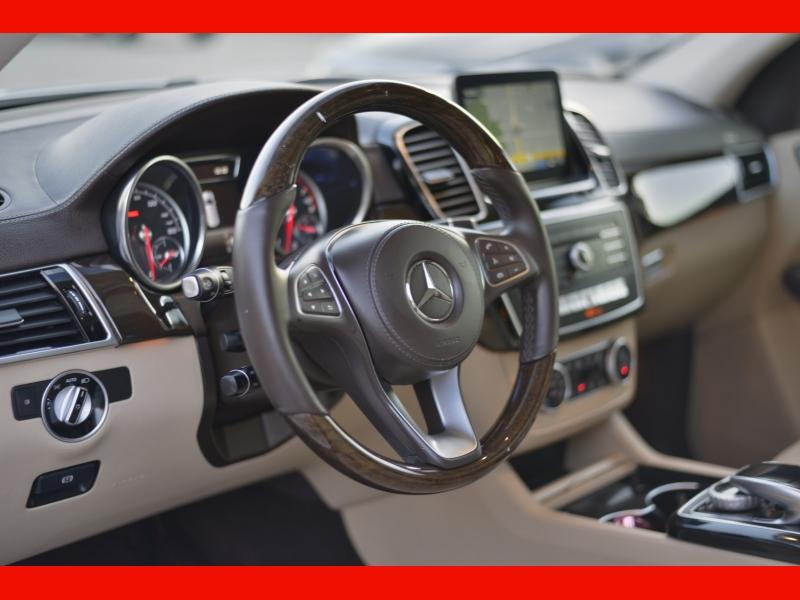 Mercedes-Benz GLS 2017 price $47,888