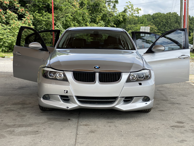 BMW 3 Series 2008 price
