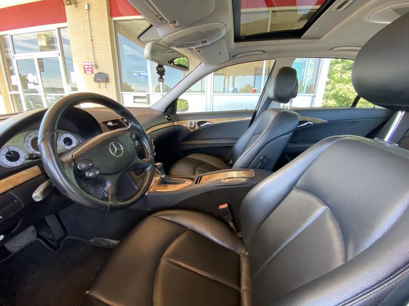 Mercedes-Benz E-Class 2009 price $0
