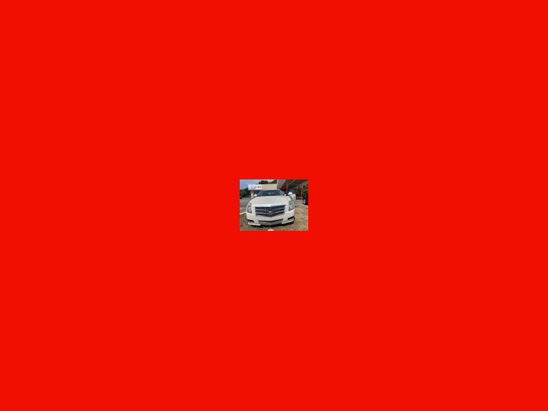 Cadillac CTS Sedan 2010 price