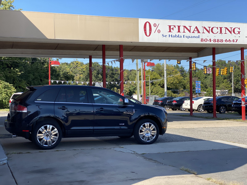 Lincoln MKX 2008 price $0