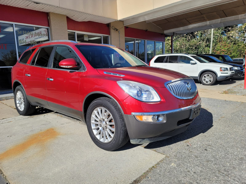 Buick Enclave 2012 price