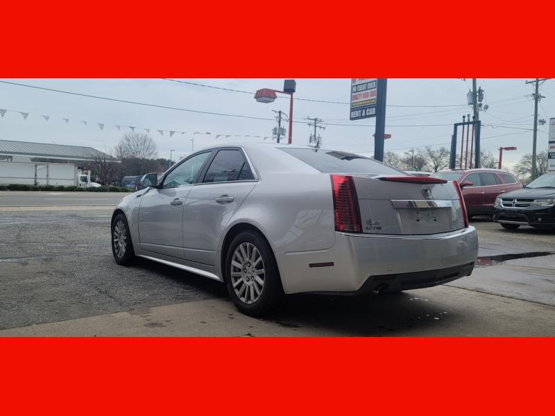 Cadillac CTS Sedan 2011 price $0