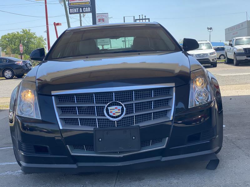 Cadillac CTS 2009 price $0