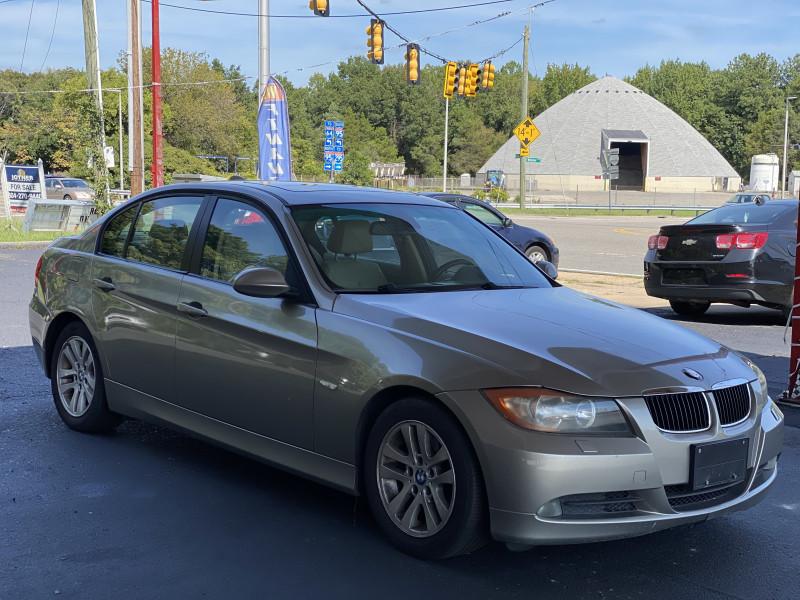BMW 3 Series 2007 price $8,700