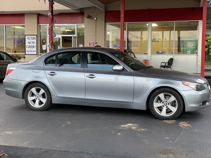 BMW 5 Series 2007 price $0