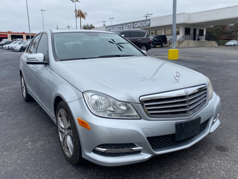 Mercedes-Benz C-Class 2013 price $11,477 Cash