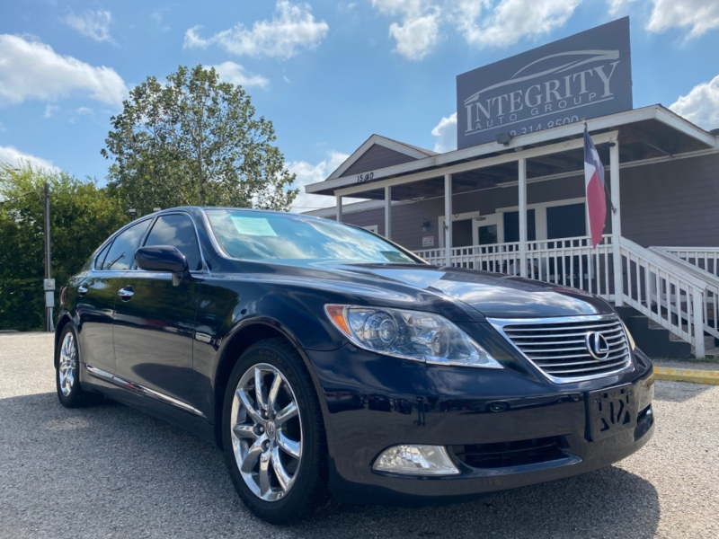 Lexus LS 460 2008 price $11,977 Cash