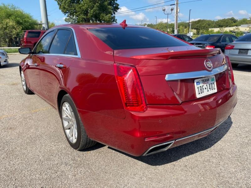 Cadillac CTS Sedan 2014 price $14,997 Cash