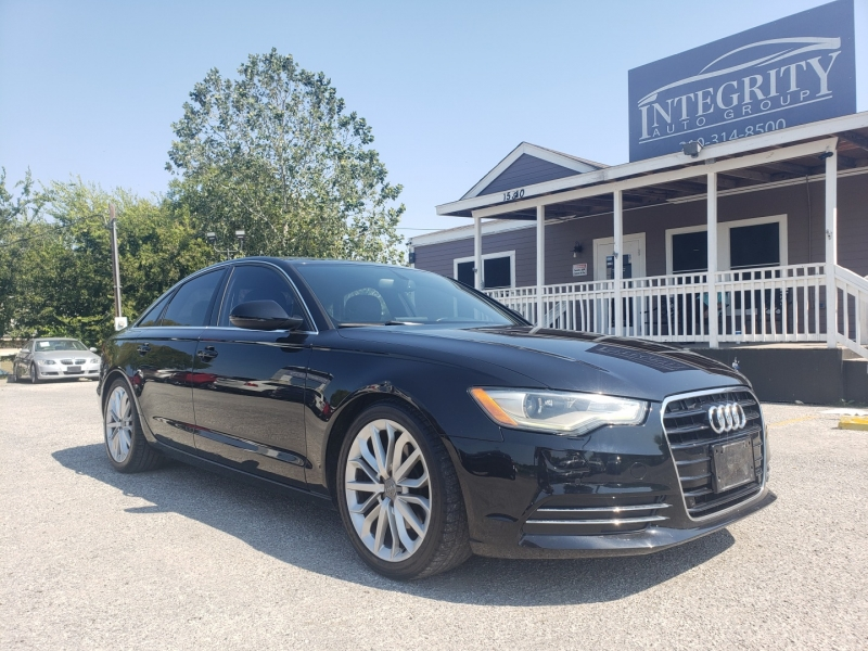 Audi A6 2012 price $10,997 Cash