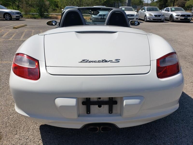 Porsche Boxster 2005 price $14,997 Cash