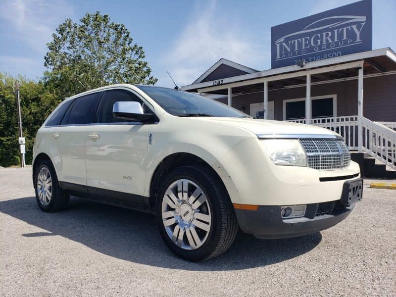 Lincoln MKX 2008 price $7,997 Cash