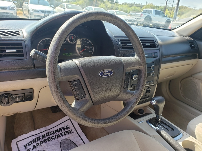 Ford Fusion 2009 price $6,997 Cash