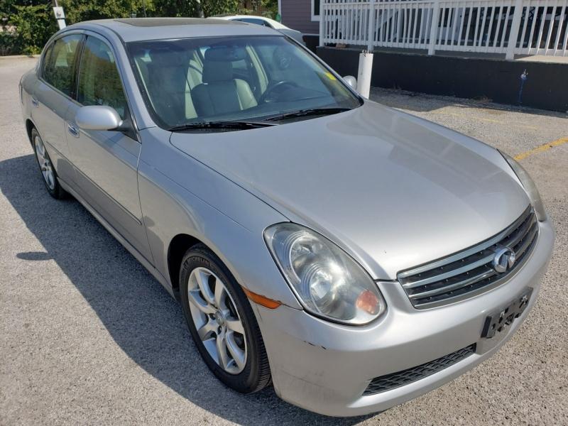 Infiniti G35 Sedan 2005 price $7,997 Cash