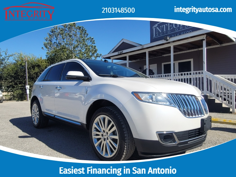 Lincoln MKX 2013 price $10,477 Cash
