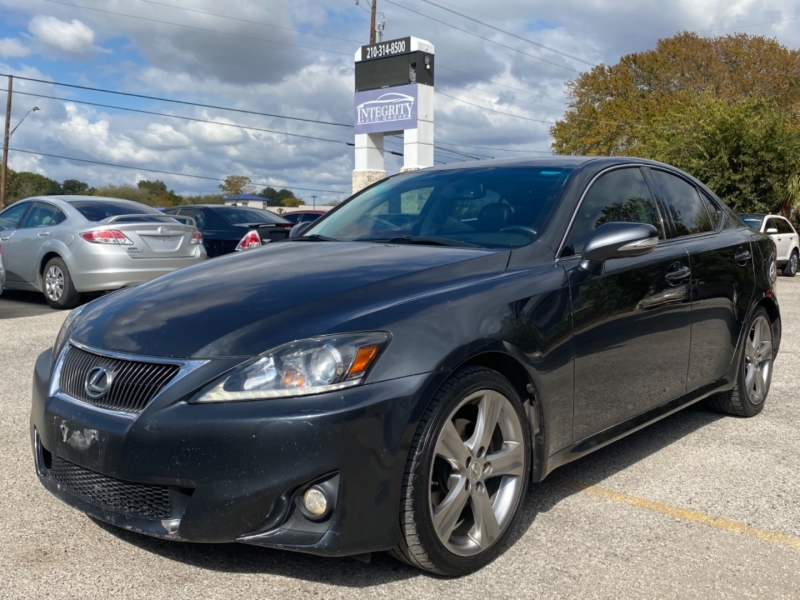 Lexus IS 250 2011 price $9,977 Cash