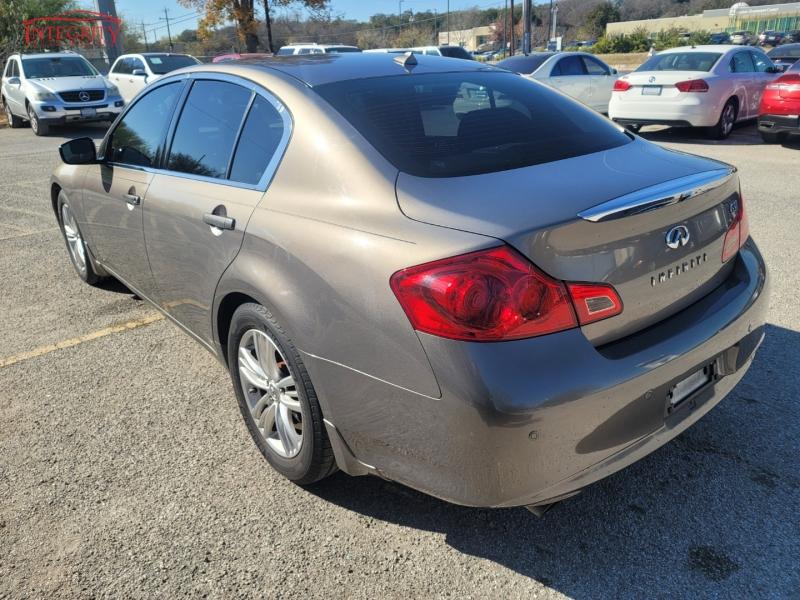 Infiniti G37 Sedan 2012 price $8,997 Cash