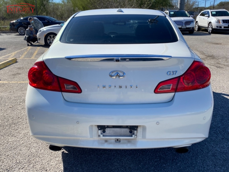 Infiniti G37 Sedan 2012 price $10,977 Cash
