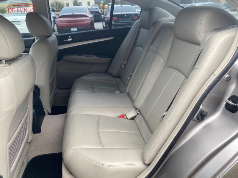 Infiniti G37 Sedan 2009 price $7,997 Cash