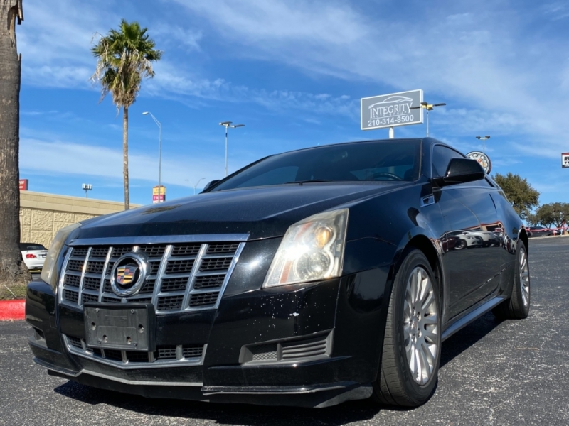 Cadillac CTS Coupe 2013 price $13,997