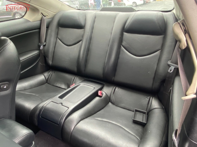 Infiniti G37 Coupe 2008 price $9,977
