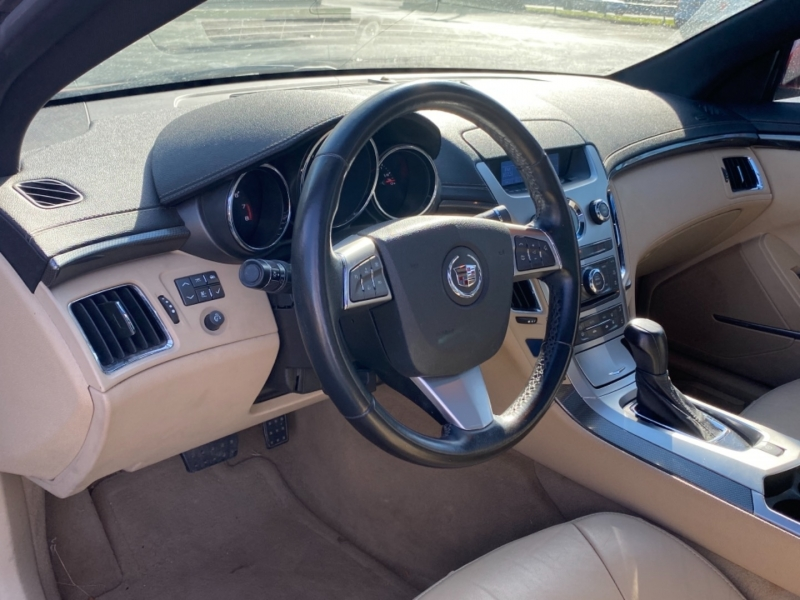 Cadillac CTS Coupe 2012 price $12,997