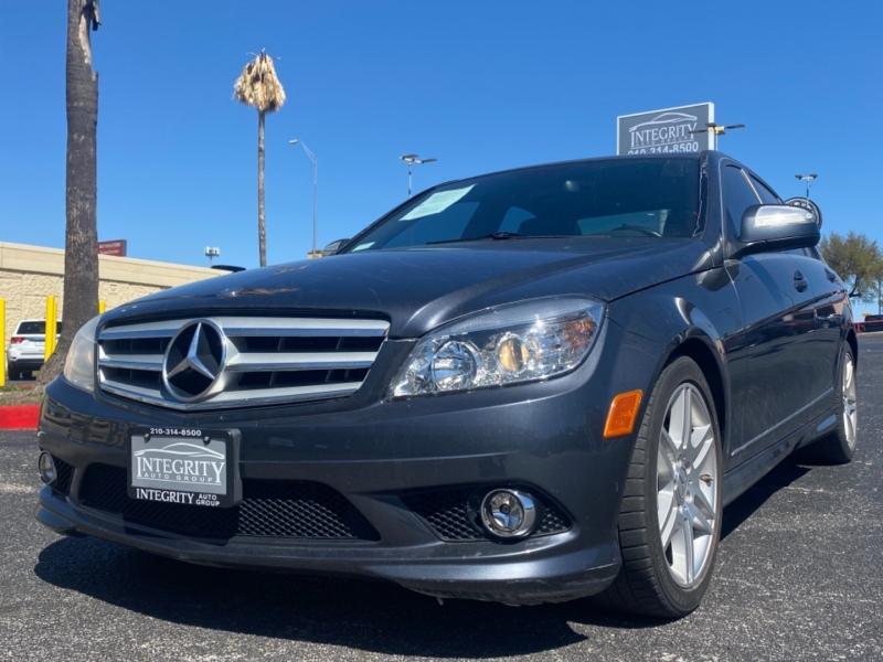 Mercedes-Benz C-Class 2009 price $9,977