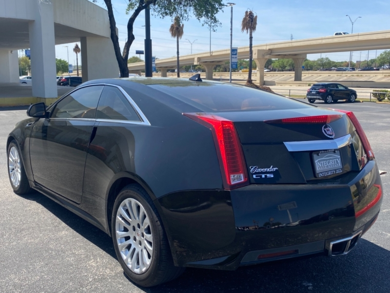 Cadillac CTS Coupe 2011 price $13,777