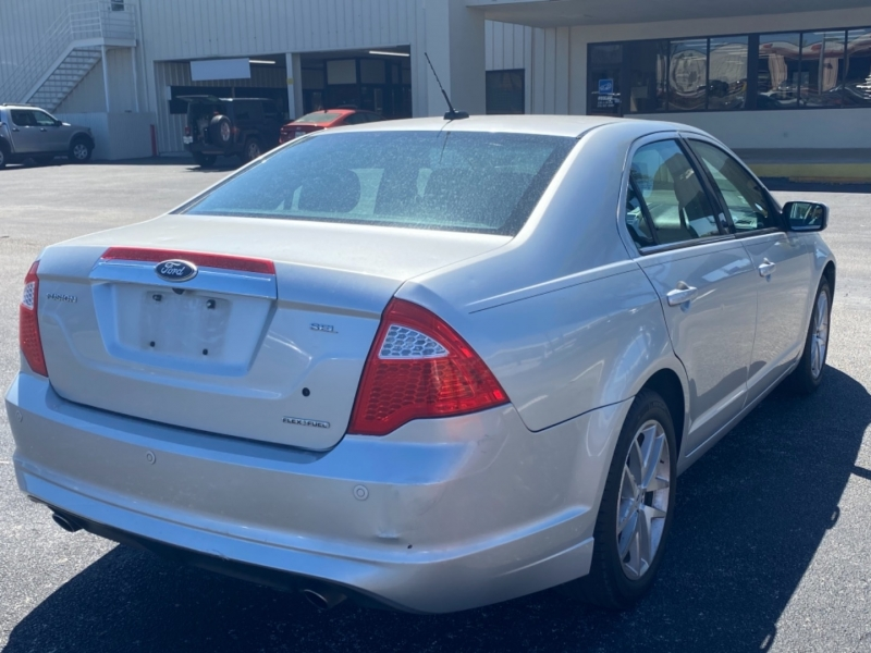Ford Fusion 2012 price $8,477