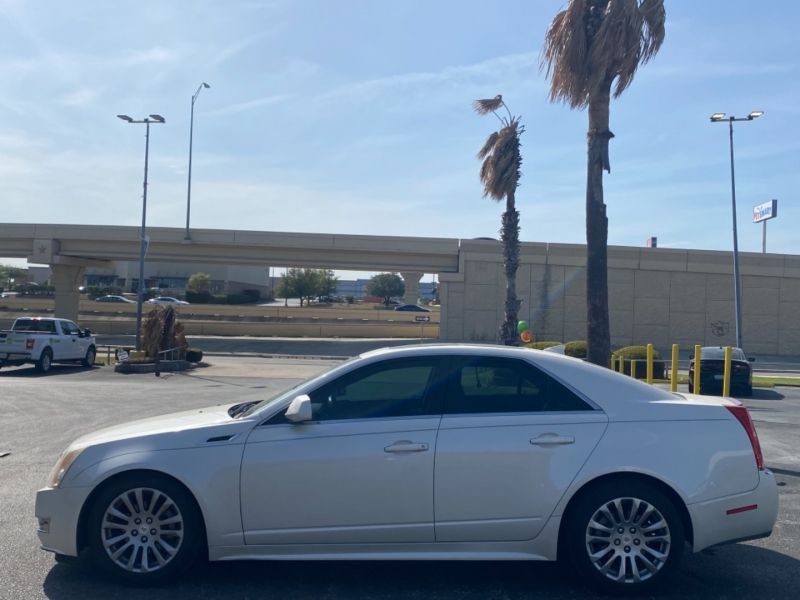 Cadillac CTS Sedan 2012 price $10,977