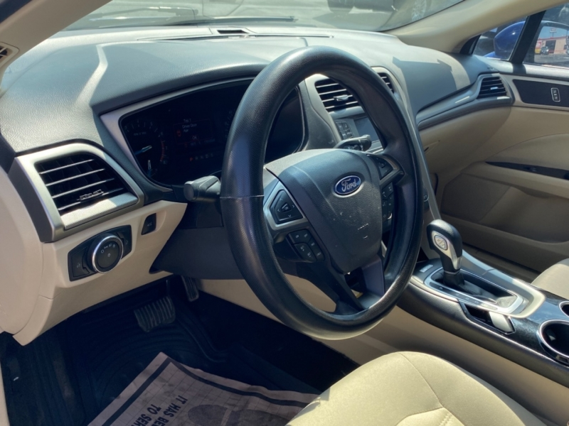 Ford Fusion 2014 price $9,977