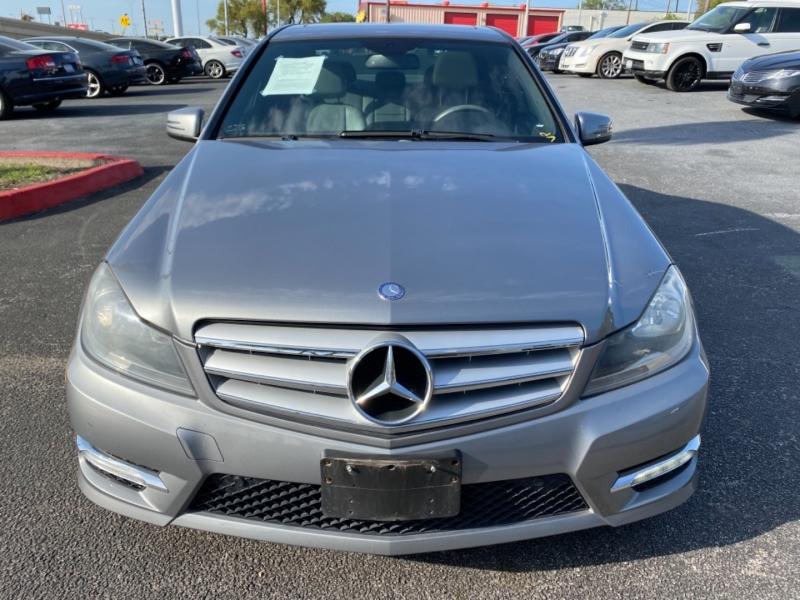 Mercedes-Benz C-Class 2012 price $11,477