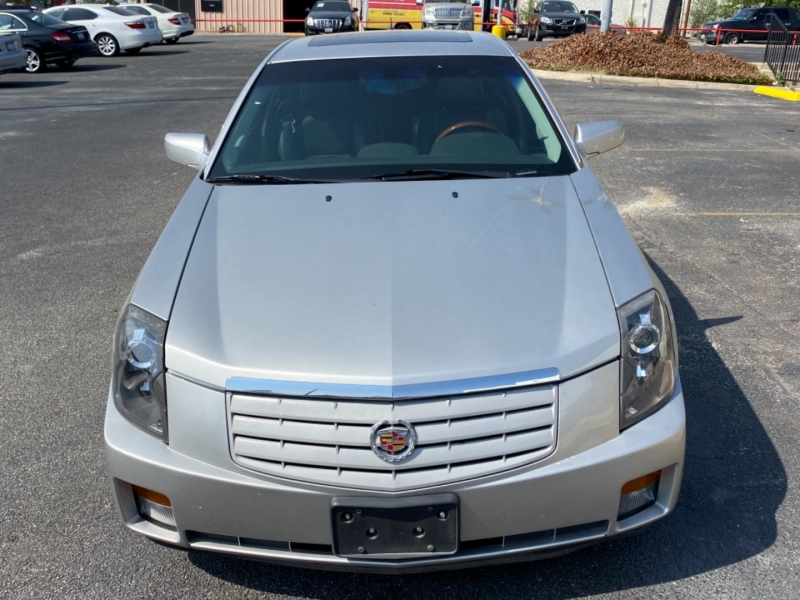 Cadillac CTS 2006 price