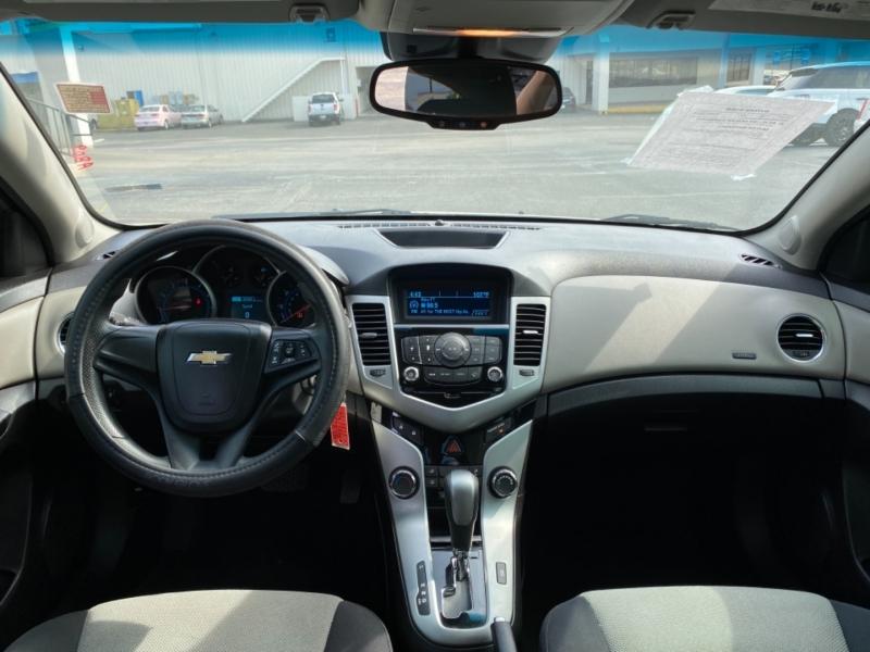 Chevrolet Cruze 2013 price $8,477
